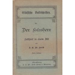 Théâtre alsacien, Der...