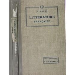 Eléments de littérature...