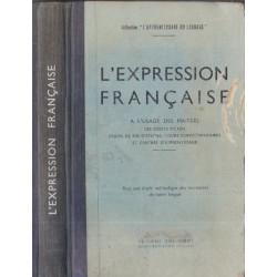 L'expression française à...