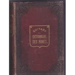 Dictionnaire des rimes,...