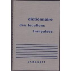 Dictionnaire des locutions...