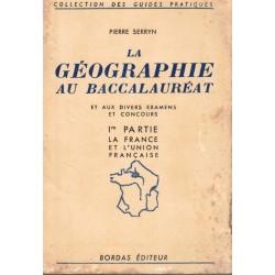 La géographie au...