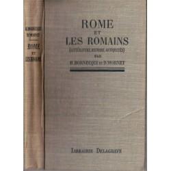 Rome et les Romains,...