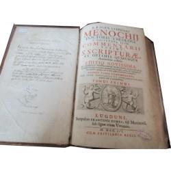 Bible datée de 1703 &...