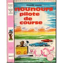 Nounours pilote de course,...