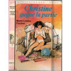 Christine gagne la partie,...