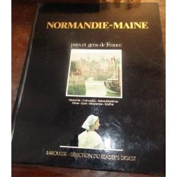 Normandie, Maine, Manche,...