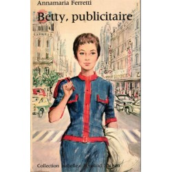 Betty publicitaire,...