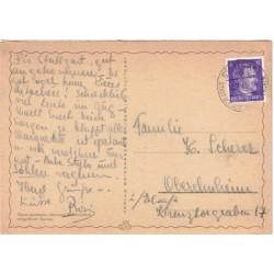 Fleurs des Alpes, timbre...