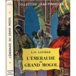 L'émeraude du Grand Mogol,...