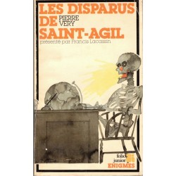 Les disparus de Saint-Agil,...