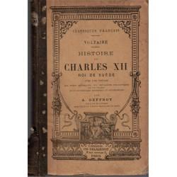 Histoire de Charles XIII...