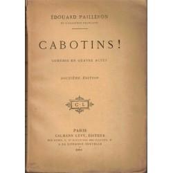 Cabotins ! Edouard...