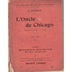 L'oncle de Chicago,...