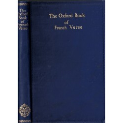 The Oxford book of french...