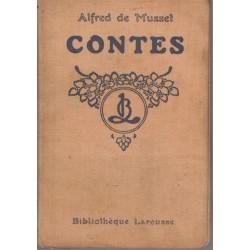 Alfred de Musset, Contes,...