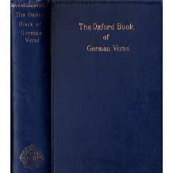 Das Oxforder Buch Deutscher...