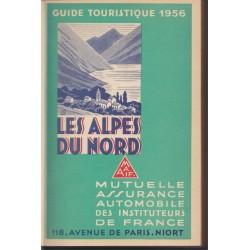 Guide touristique 1956, Les...