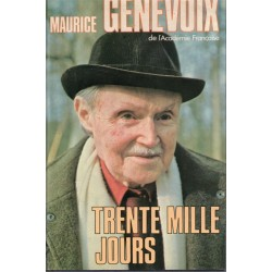 Trente mille jours, Maurice...