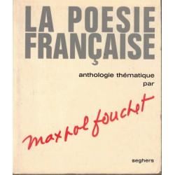 La poésie française,...