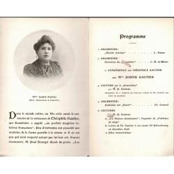 Programme Centenaire de...