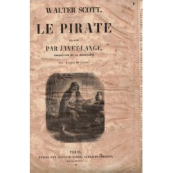 Le pirate, Walter Scott,...