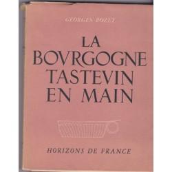 La Bourgogne, tastevin en...