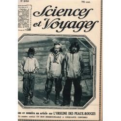 Sciences et Voyages 1924...