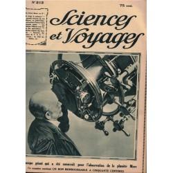 Sciences et Voyages 1923...