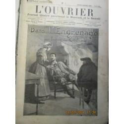 L'Ouvrier, journal illustré...