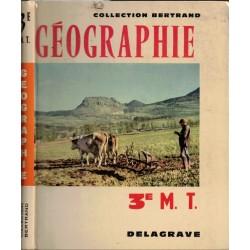 Géographie classe de 3e, la...