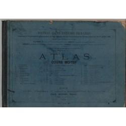 Atlas, cours moyen, 1891,...