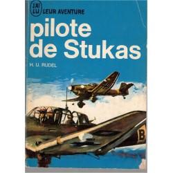 Pilote de Stukas, H.U....