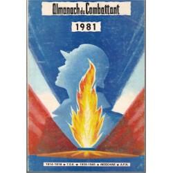 Almanach du Combattant 1981...