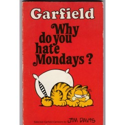 Garfield why do you hate...