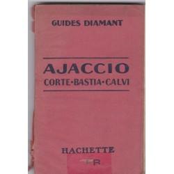 Ajaccio, Corte, Bastia,...