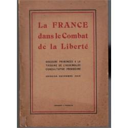 La France dans le combat de...