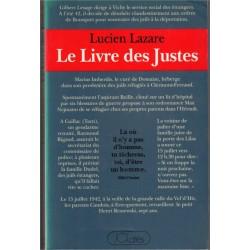 Le livre des Justes, Lucien...