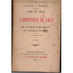 L'offensive de 1917 et le...