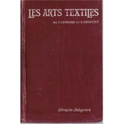 Les arts textiles, Lemaire...