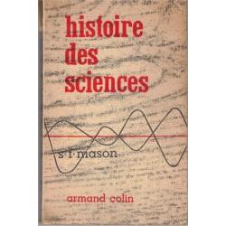 Histoire des sciences,...