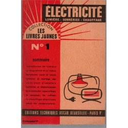 Electricité, lumière,...