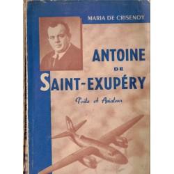 Antoine de Saint-Exupéry,...