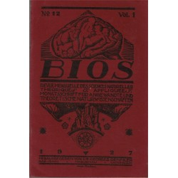 Bios n°12 1927 revue des...