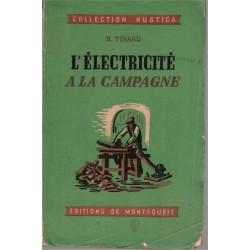 L'électricité à la...