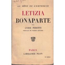 Letizia Bonaparte, la mère...