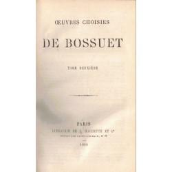 Œuvres choisies de Bossuet,...