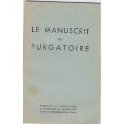 Le manuscrit du Purgatoire,...