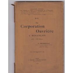La corporation ouvrière à...