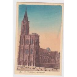 Carte postale ancienne la...